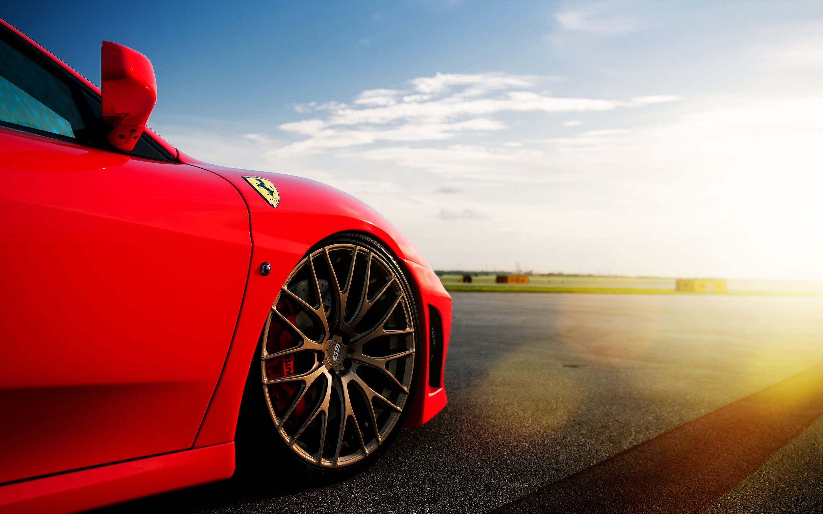 Ferrari Wallpaper Widescreen