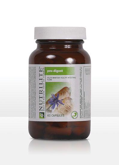 Nutrilite Pro Digest 60 Capsules 180 Day Unconditional