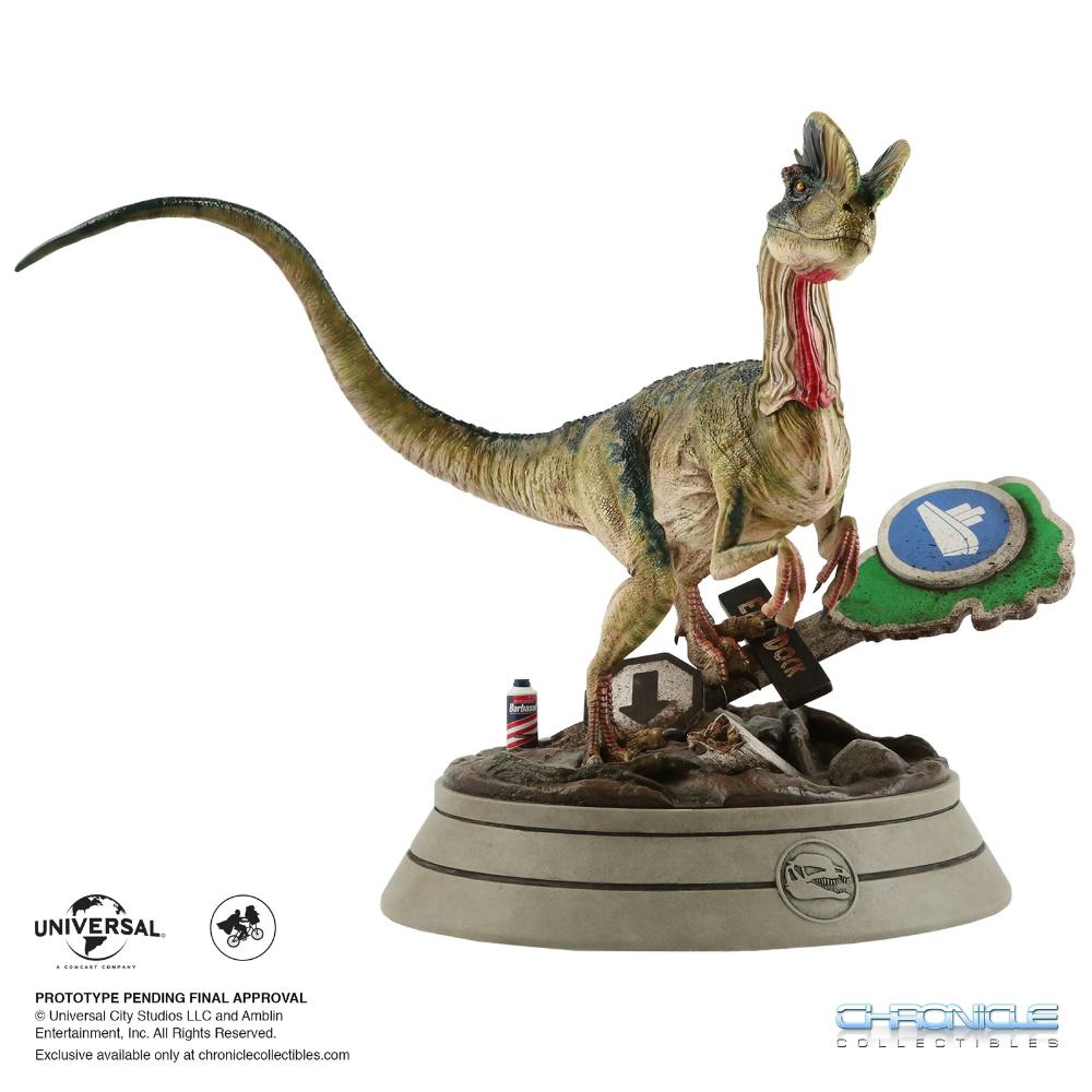 Dilophosaurus in 2020 Jurassic park, Dilophosaurus, Dinosaur