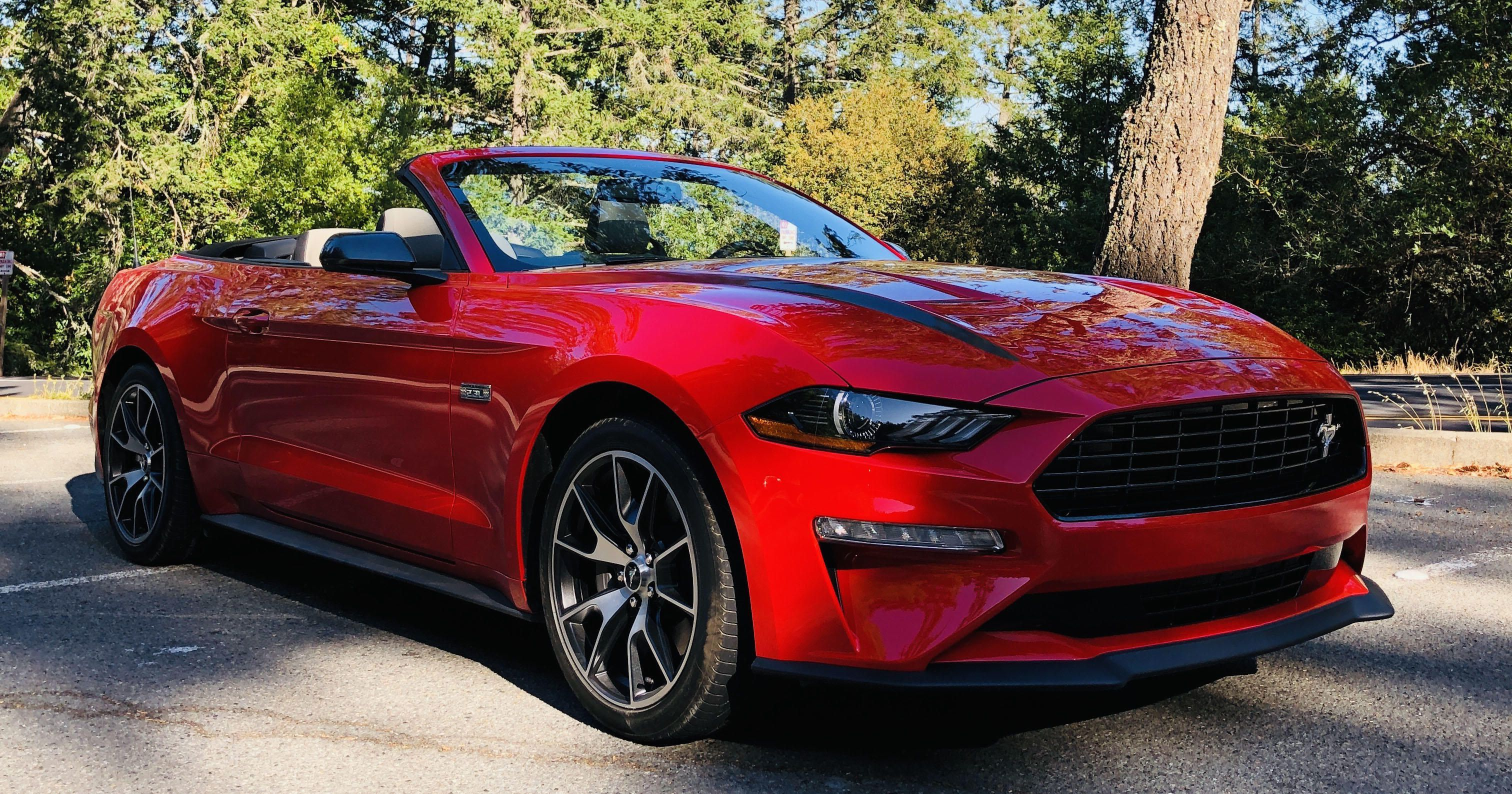 2020 Ford Mustang Turbo Never Looked So Good In 2020 Ford