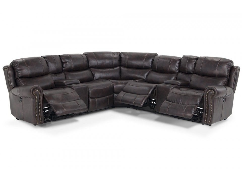 Lannister 7 Piece Power Reclining Sectional Home Improvement