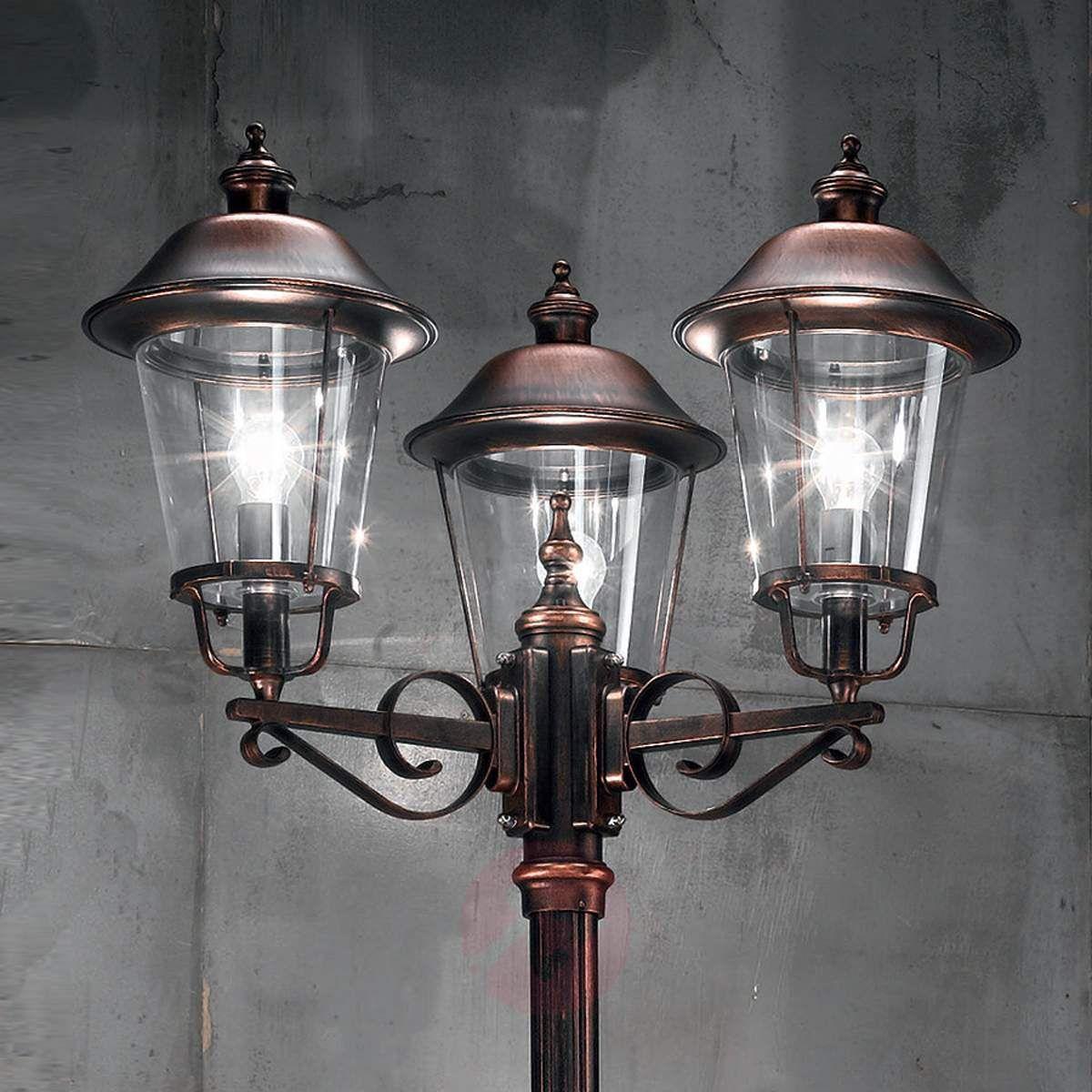 Latarnia Mariella 3 Punktowa Latarnie Ogrodowe Lampy