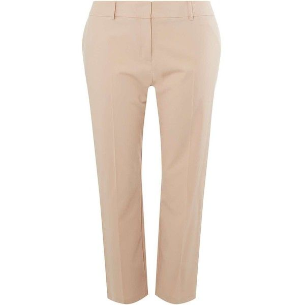 Dorothy Perkins Womens **DP Curve Blush Ankle Grazer Trousers- Clearance Real Cheap Sale Low Cost CgsdE4H