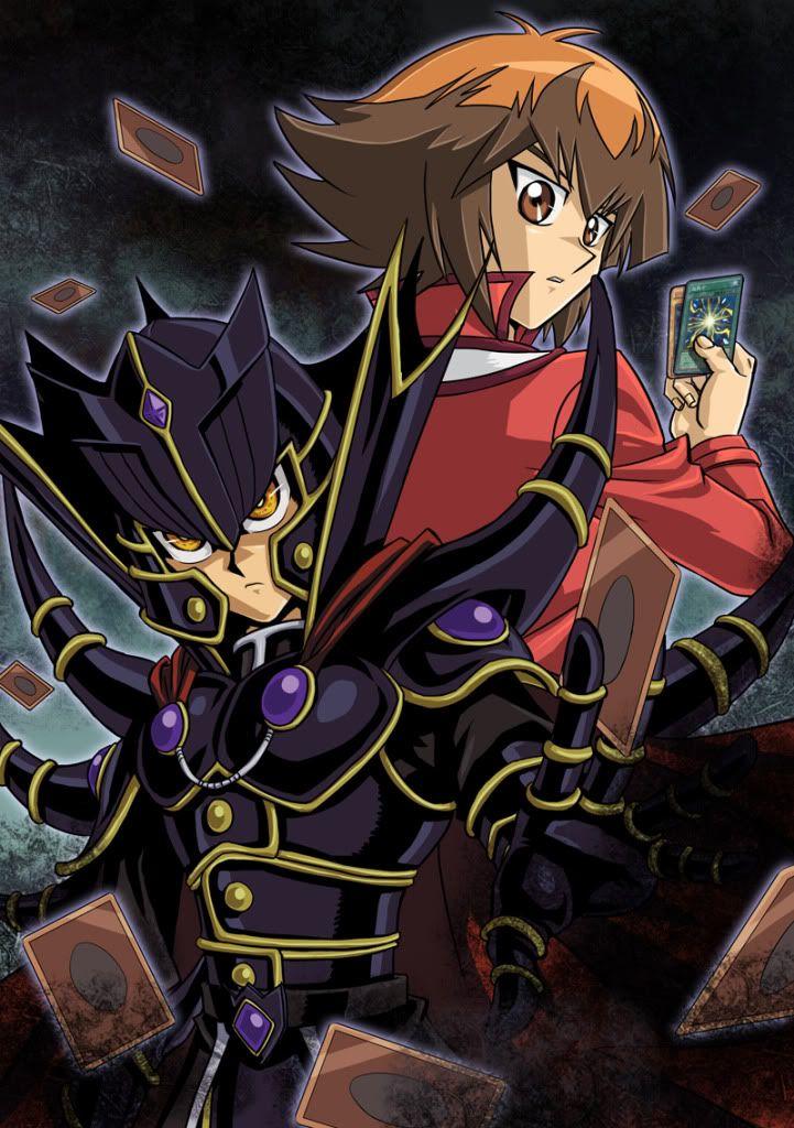 Personnage Yu Gi Oh Gx : personnage, Jaden, Supreme, Anime,, Animé,, Dessin