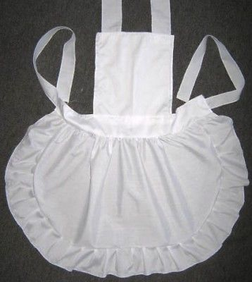 ALICE IN WONDERLAND FANCY DRESS COSTUME APRON Adult sizes C store for ideas