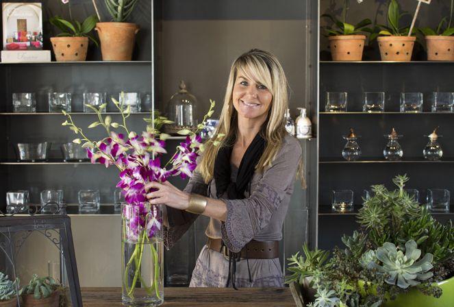 Plant Life: Floral Designer Colleen LaFleur