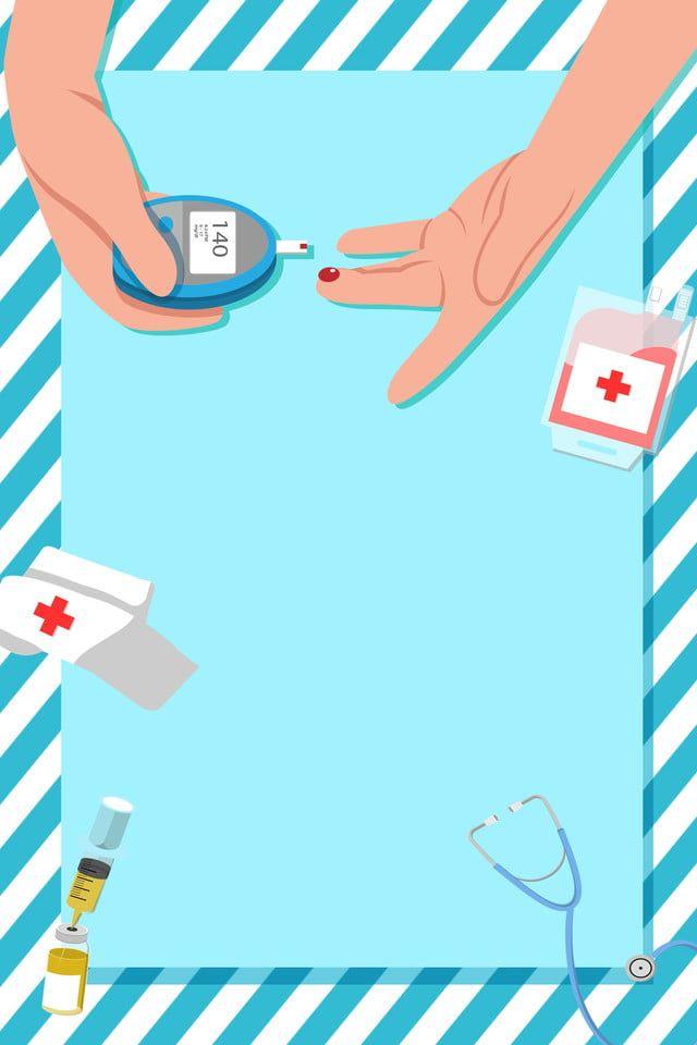 Medicion De Dibujos Animados De Azucar En La Sangre Fondo De Publicidad Medica La Diabetes Medida Azucar En Cosas De Enfermeria Imagenes De Medicos Imagenes De Enfermeria