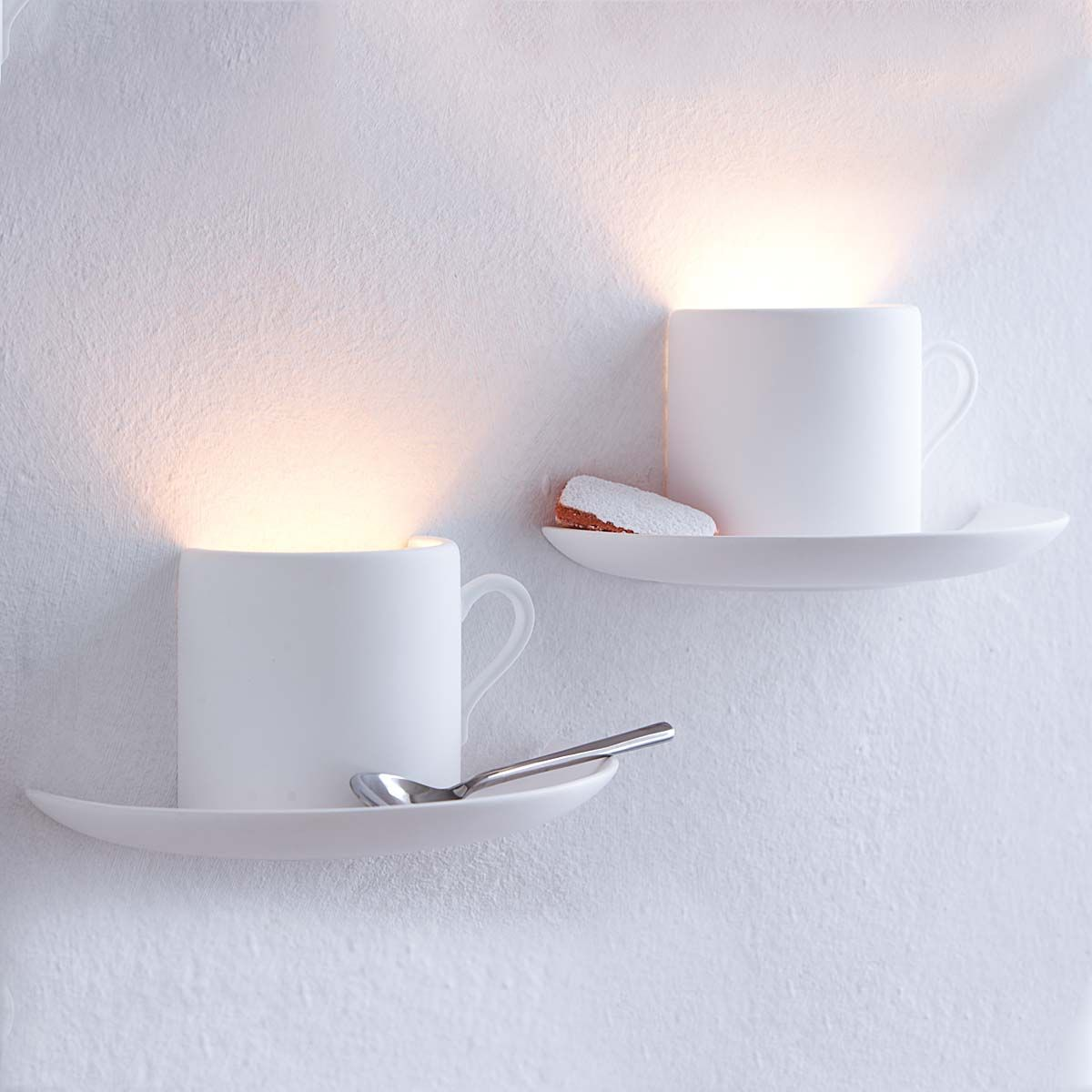 coffee cup lighting | Modern iç dekorasyon, Dekor ve