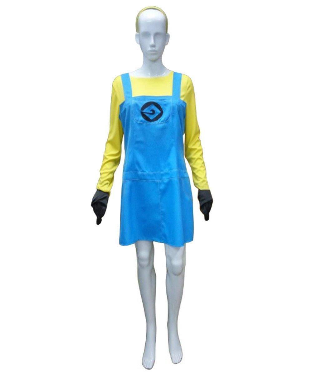 41a4ea0b8a7 Women s Despicable Me 3 Minions Costume