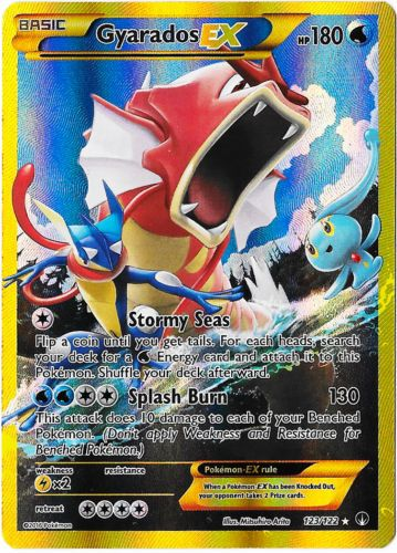 //122 EX and BREAK Card Selection TCG Pokemon XY Breakpoint Rare Holo