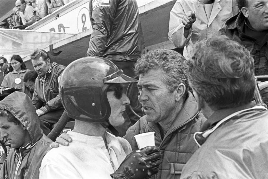 Ken Miles The Driver Behind Ford S Victory Over Ferrari At Le