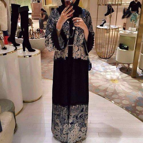 Image de hijab and abaya