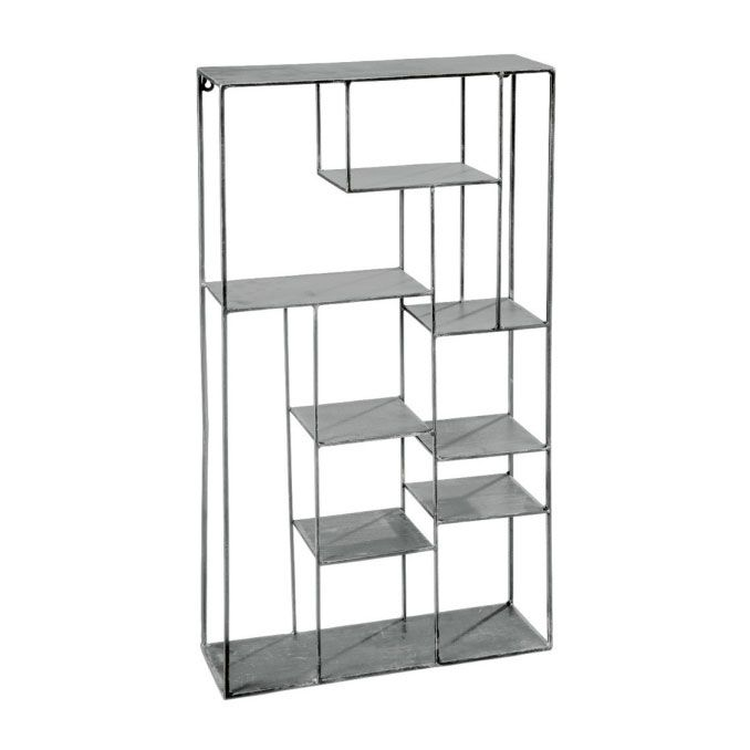 Stepping Up Shelf