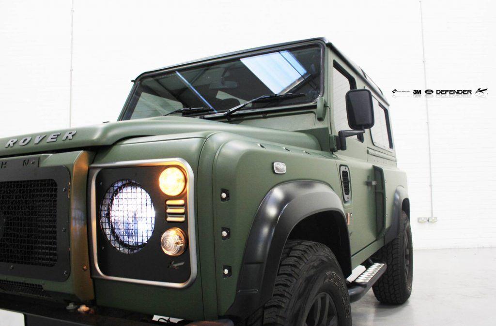 Project Kahn Defender 3M 1080 Matte Military Green