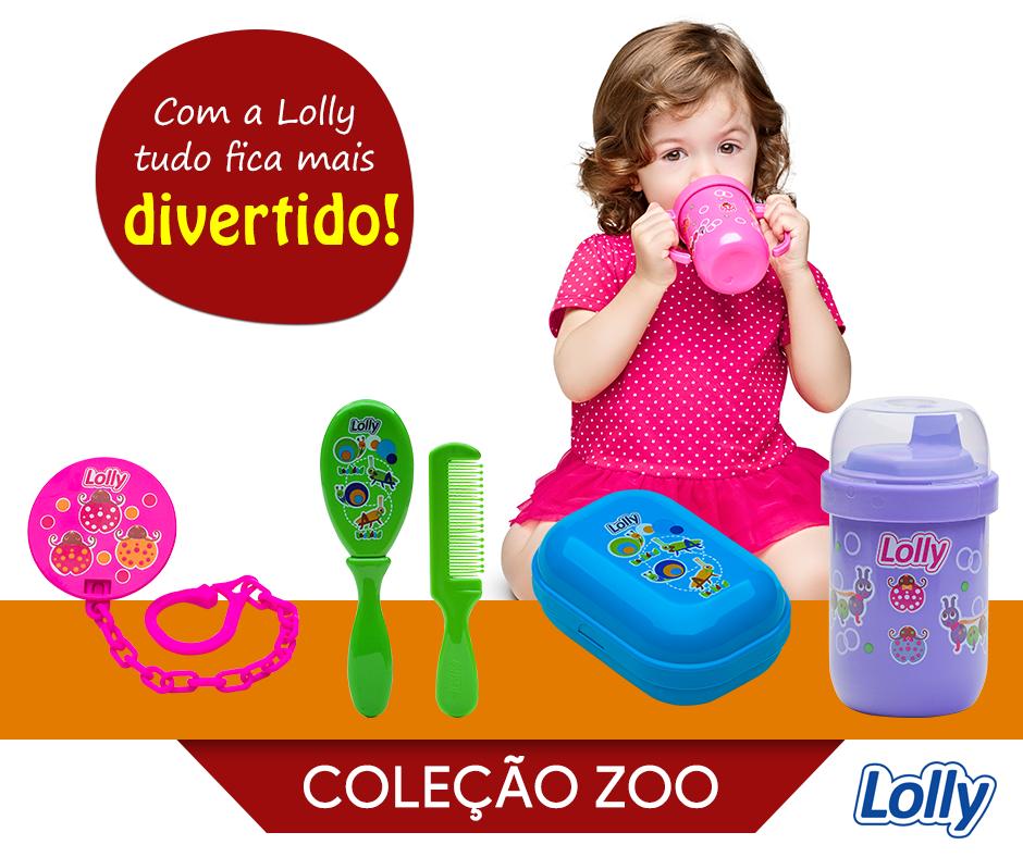 A Lolly tem de tudo para o seu bebê! Mamães, vocês já conhecem a nossa coleção Lolly ZOO? Ela vai desde as canecas até os prendedores de chupeta, que são super coloridos e divertidos. Clique e compre aqui: http://bit.ly/1lvwNvA #Lolly #ColeçãoZoo