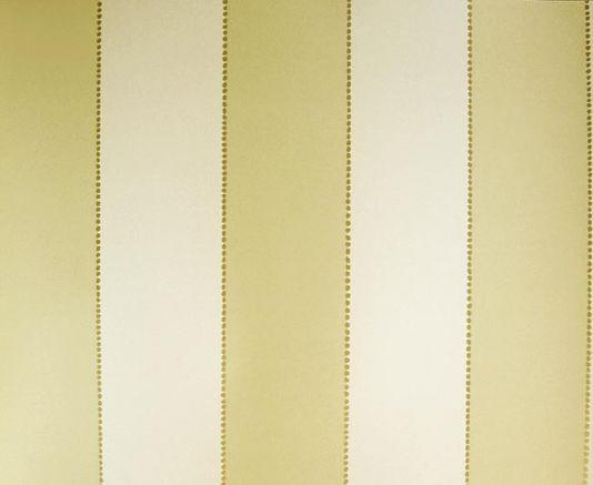 Yellow Stripe Wallpaper: Elisa Stripe, Pale Yellow & Cream