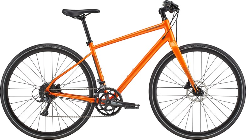 Cannondale Quick 2 Bike 2020 Rei Co Op In 2020 Cannondale Biking Workout Bike