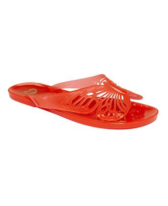 MEL Shoes, Melon Jelly Thong Sandals -