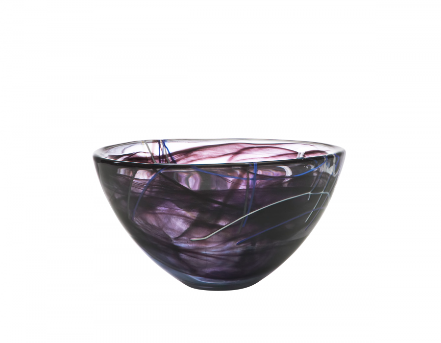 Black Decorative Bowl Welcome  Kosta Boda  Kapineet  Pinterest  Kosta Boda