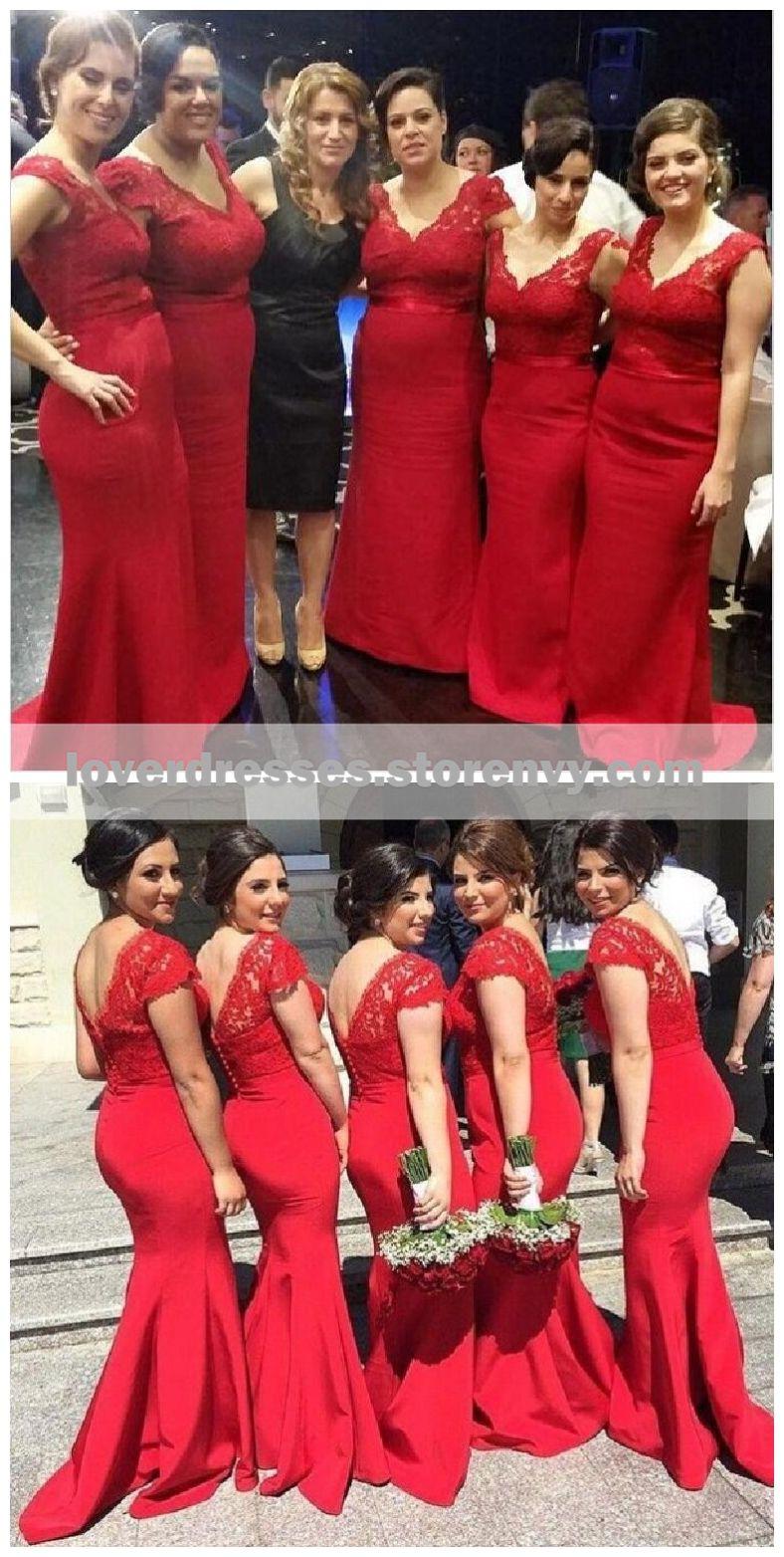 Red bridesmaid dresses off shoulder bridesmaid dresses long