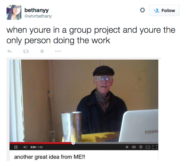 23 Reasons Why Group Projects Should Be Wiped Off The Face Of The Earth Humor Just For Laughs Memes