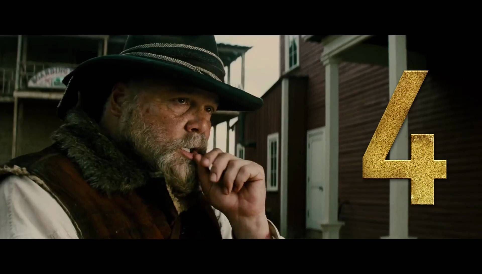 The Magnificent Seven Official Trailer (2016) The