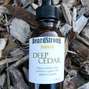 Deep Cedar Beard Oil ½ oz