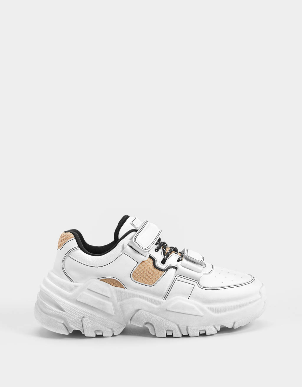 Contrast XL sole trainers (With images) Αθλητικά