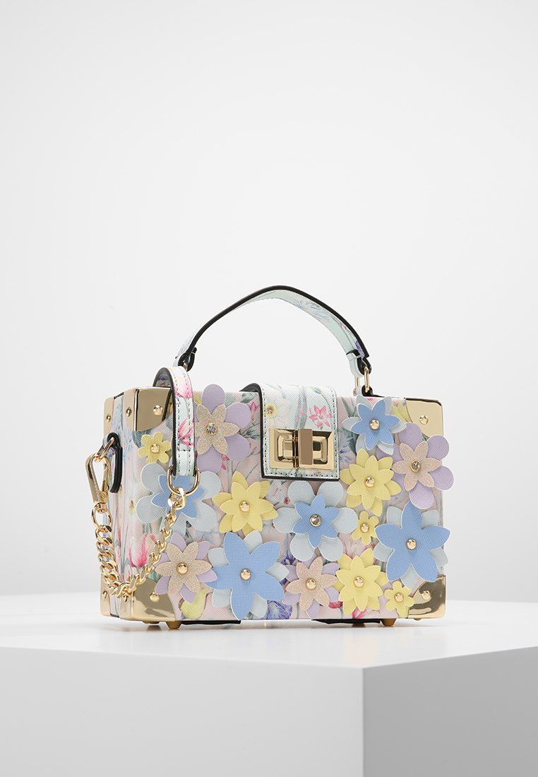 3a7fb40914 ALDO CAMPOLANO - Handbag - pink/multi-coloured - Zalando.co.uk ...