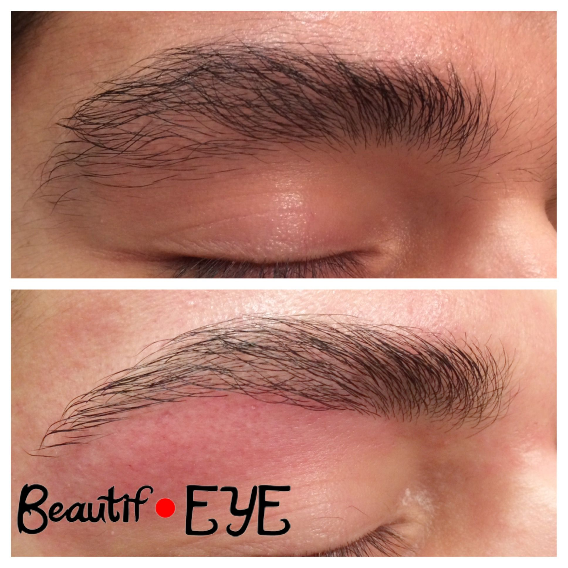 Beautif Eye Eyebrow Threading Photos Before And After Eyebrow
