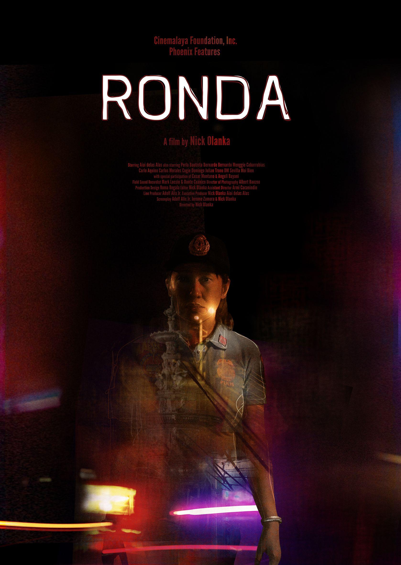 Ronda (2014) Philippine film Philippines Pinoy