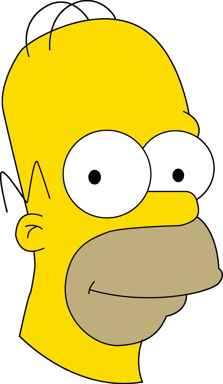 Homer Simpson Adobe Illustrator Homer Simpson Homer Simpson Drawing Simpsons Drawings