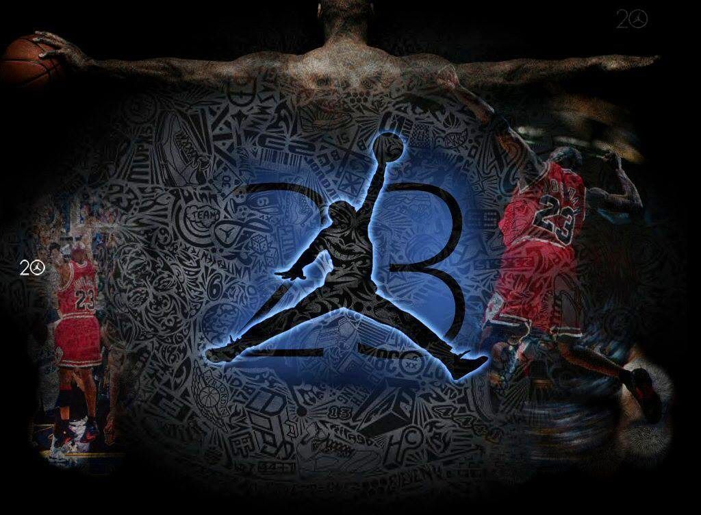 Jumpman 23 Jordan Logo Wallpaper Michael Jordan Pictures