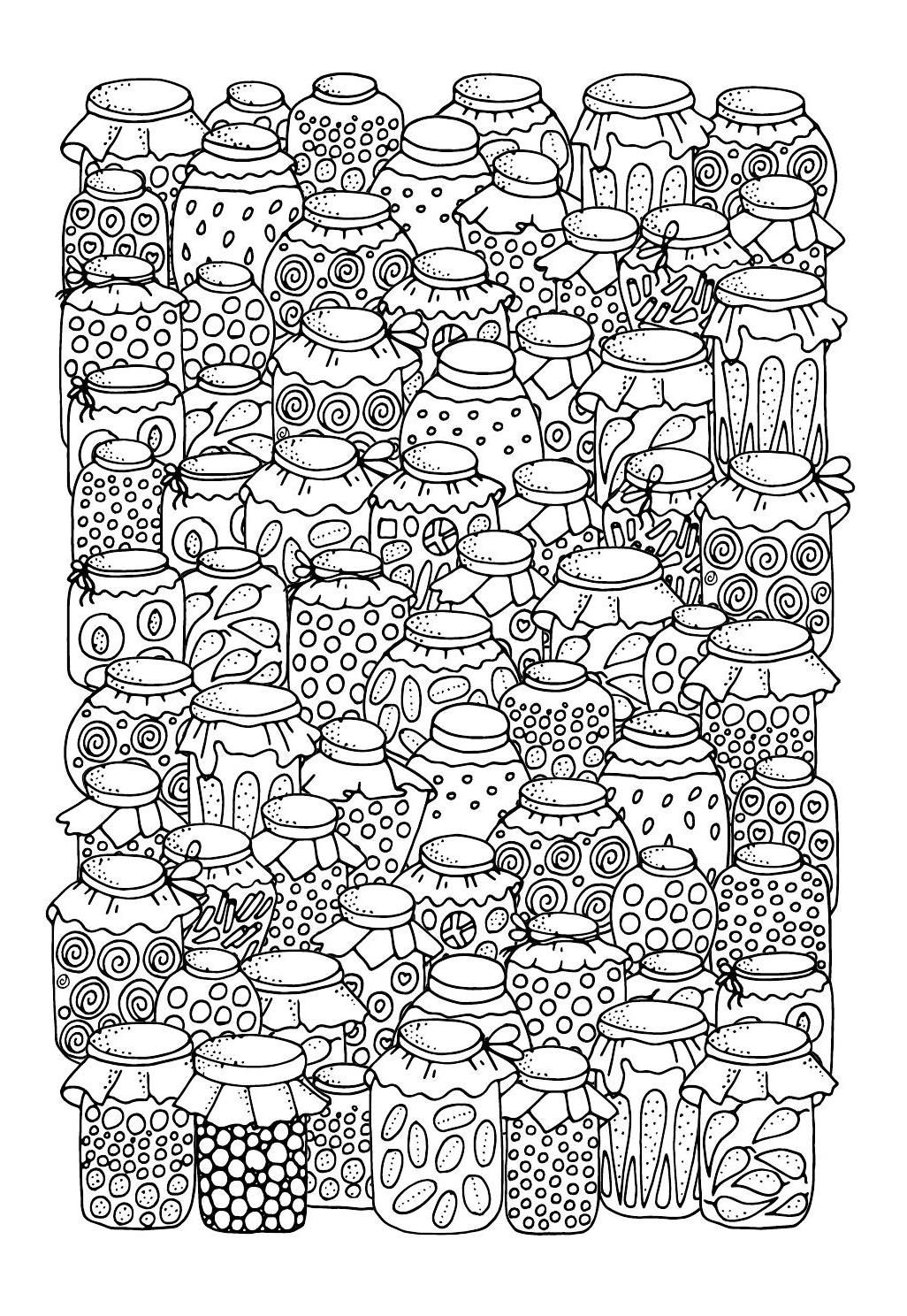 Colour Calm 05 Sampler Coloring Pages Coloring Book Set Cute Coloring Pages