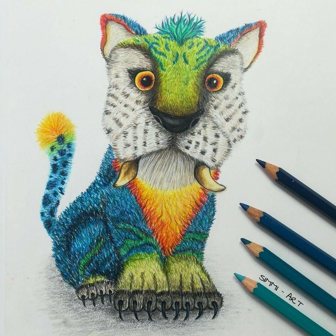 Pinterest Simona Hásová Color pencil art, Drawings, Art