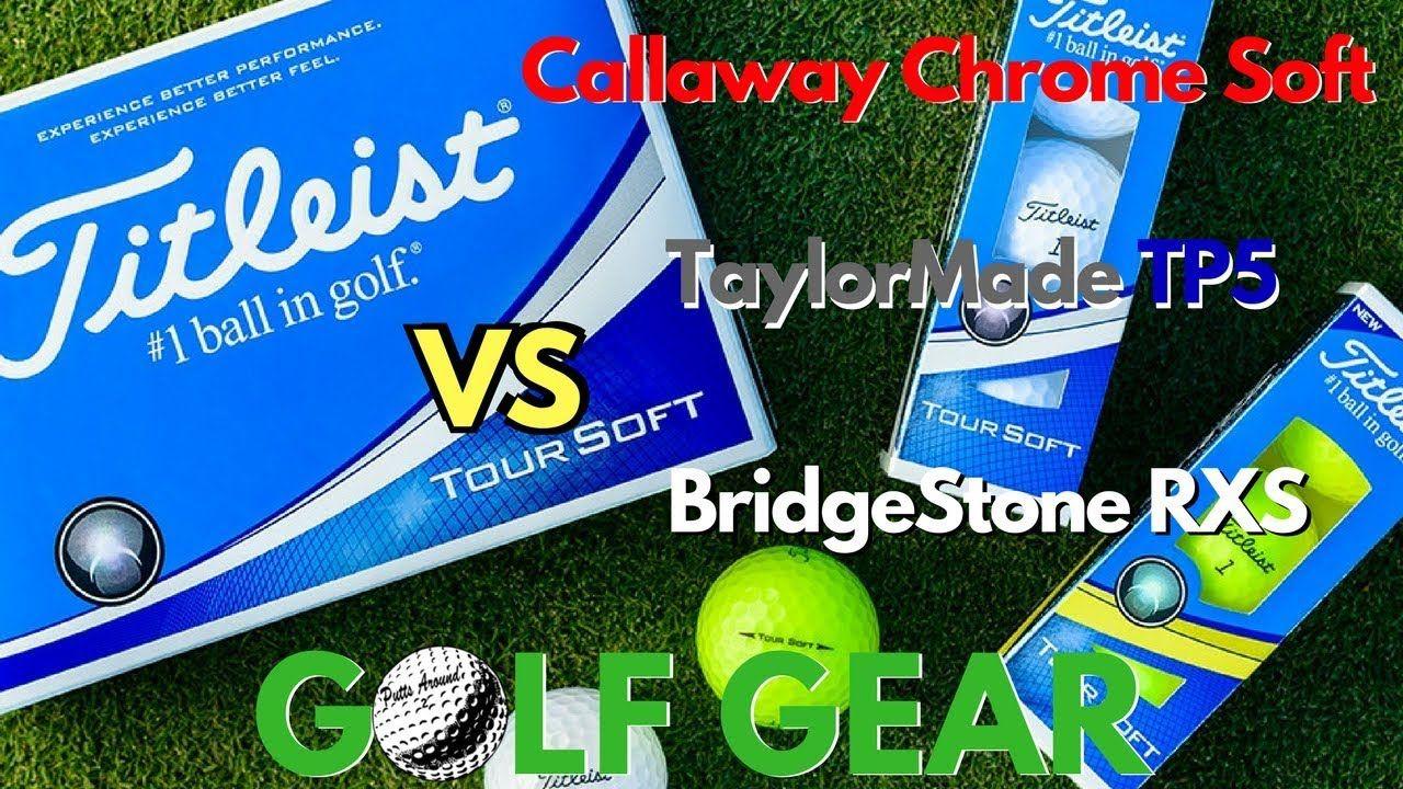 17++ Callaway vs taylormade golf balls viral