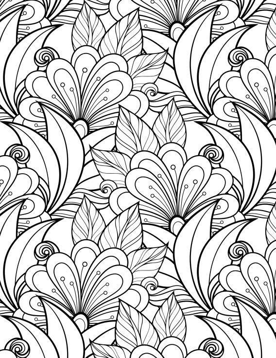 Libros de Colorear para Adultos   Colorear, Mandalas y Dibujo