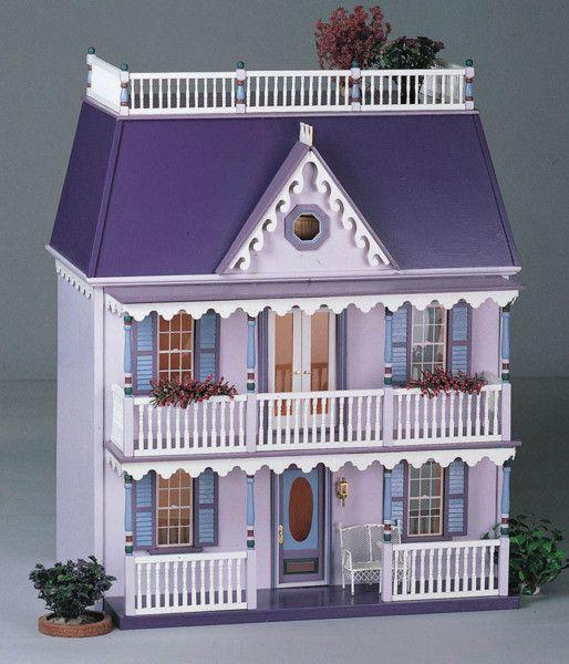 Lilliput 174 Plum Pudding Dollhouse Kit Real Good Toys