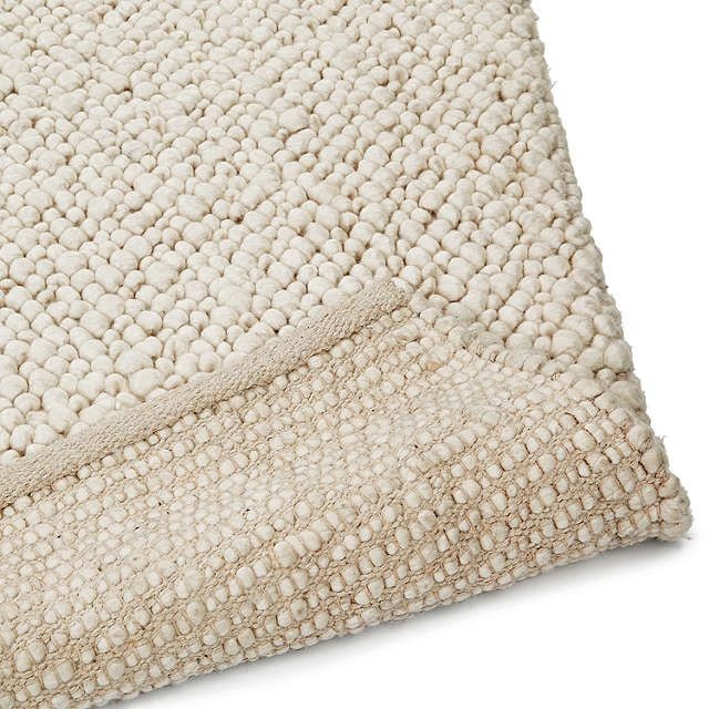 John Lewis Partners Barra Rug Ivory Living Room Rugs