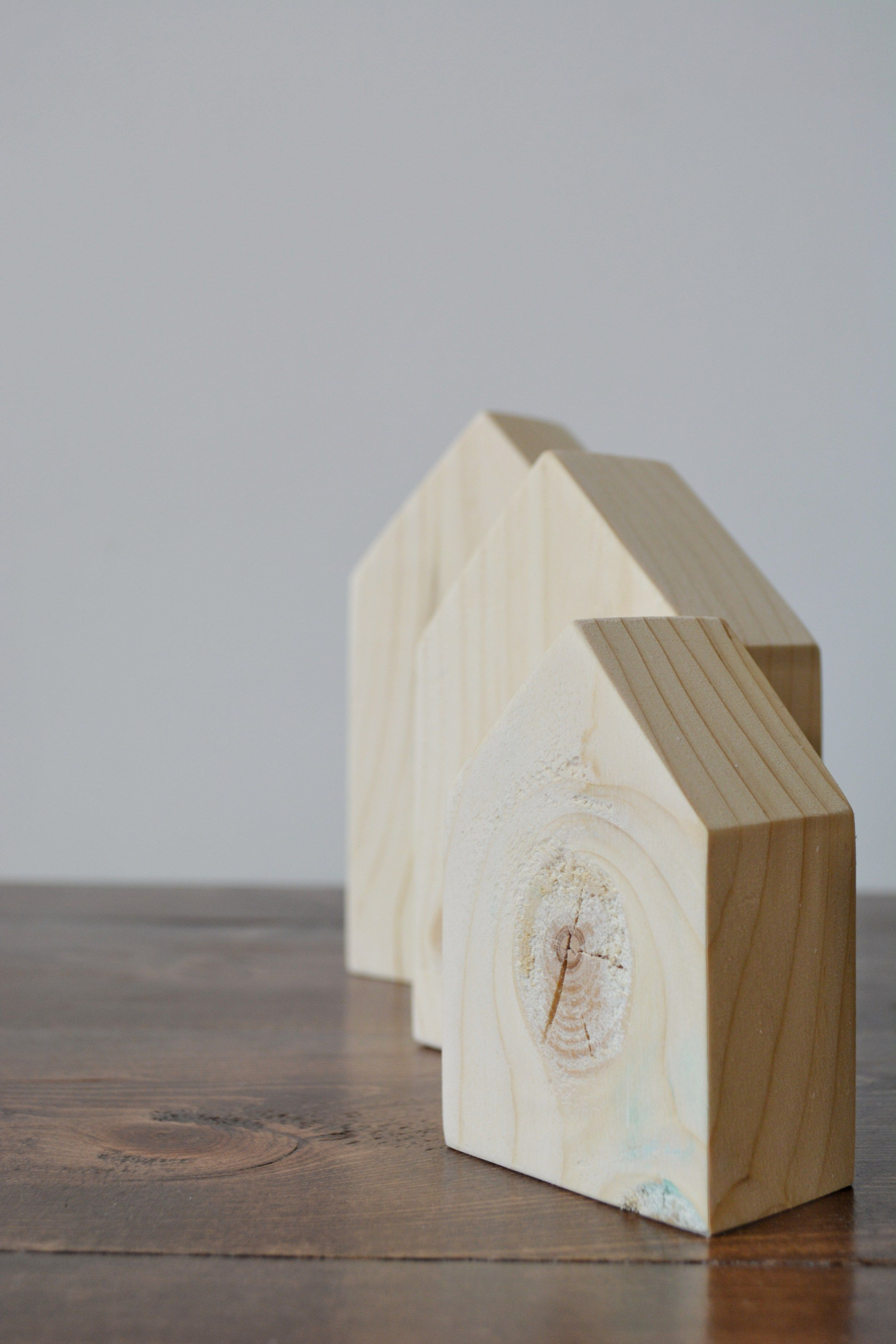 Easy 2x4 Nesting Houses Scrap Wood Series 2