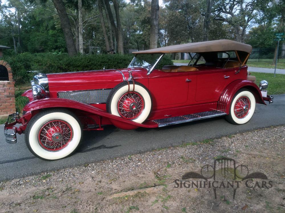 1932 Duesenberg - Significant Cars, Inc.