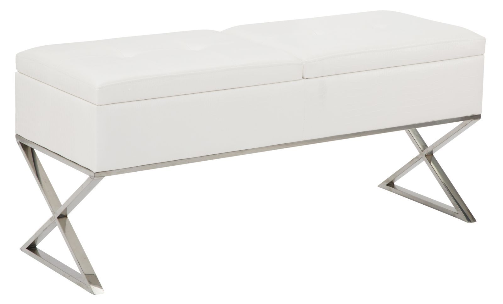 Panca Contenitore Ecopelle : Panca contenitore camera da letto mobili e accessori per la