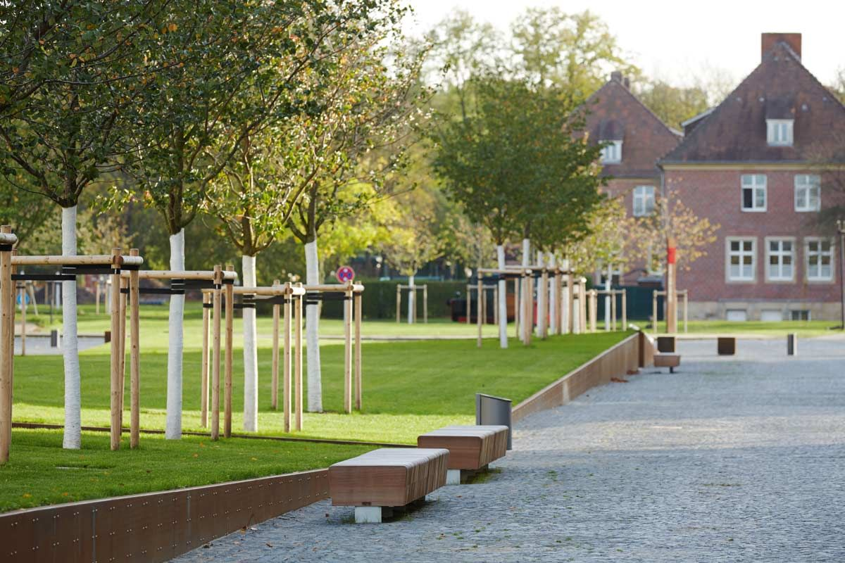 Storehouse City Munster By Scape Landschaftsarchitekten 08 Landscape Architecture Works