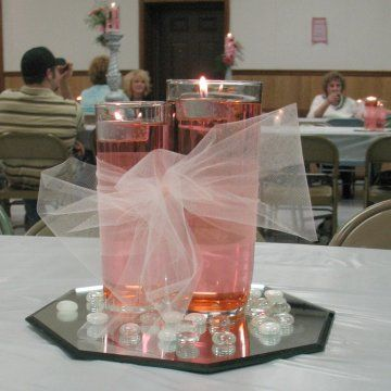 Wedding centerpiece ideas cheap wedding centerpiece Cheap table decoration ideas