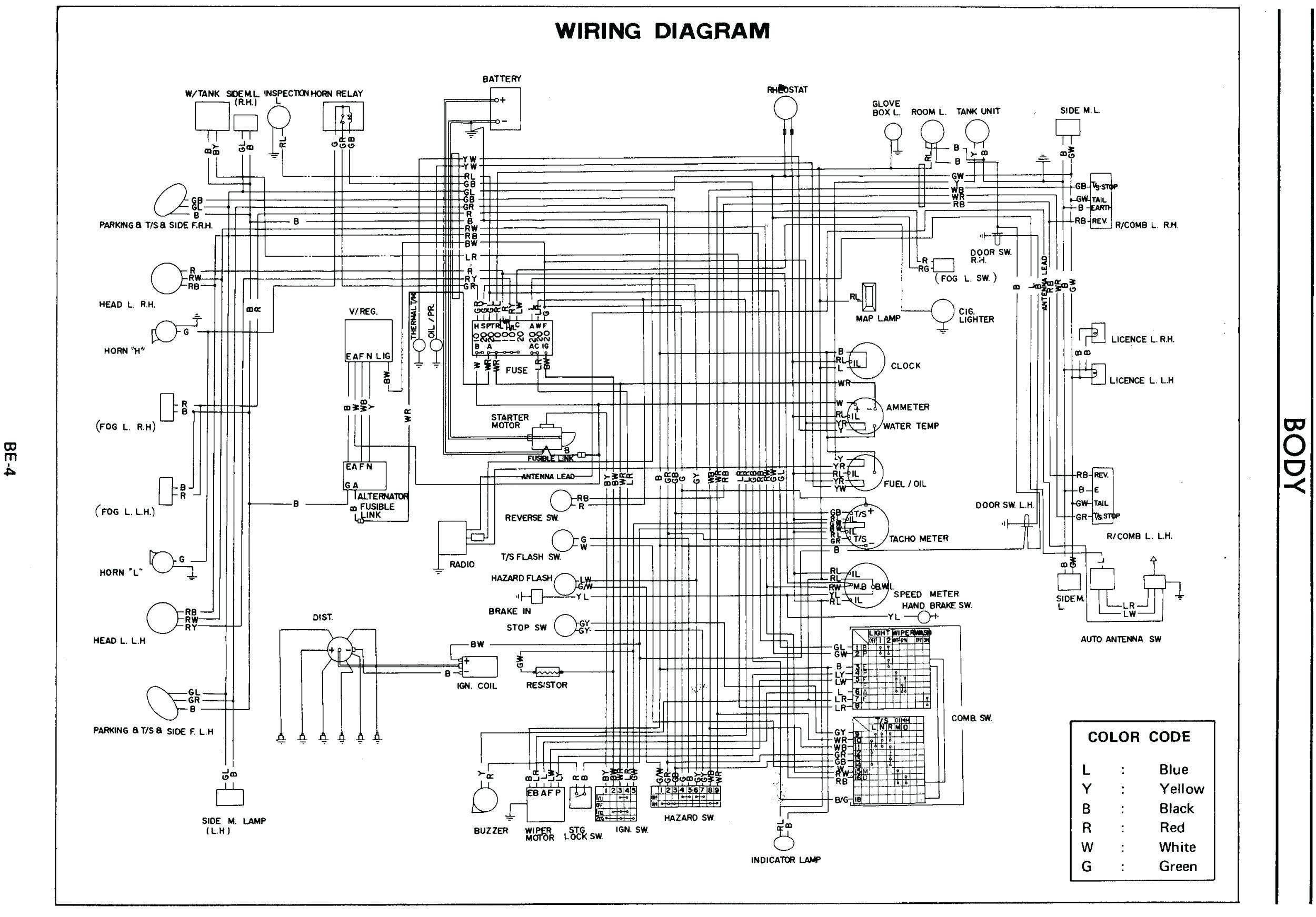 2003 Dodge Dakota Tail Light Wiring Diagram