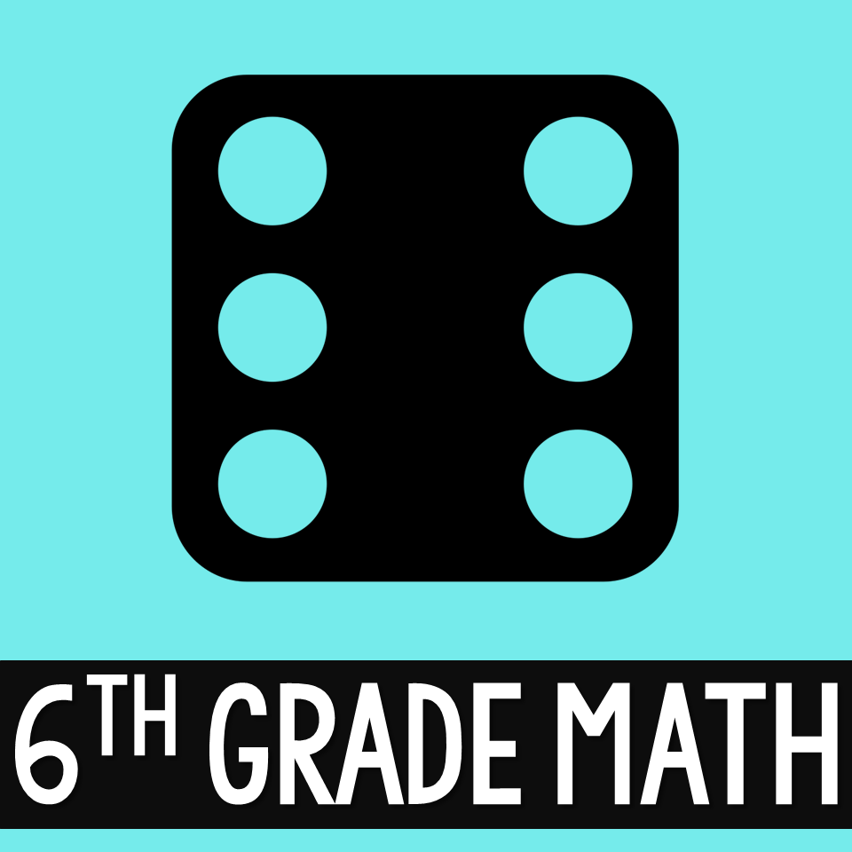 Pin by Tanya Yero Teaching on 6th Grade Math | Pinterest | Math