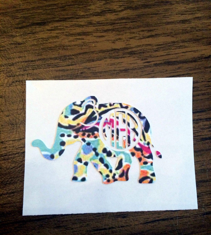Elephant Decal Etsy Bbeaafbbbccc