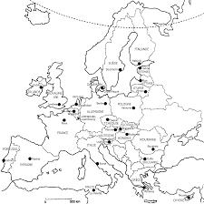 carte de l europe noir et blanc Résultat de recherche d'images pour