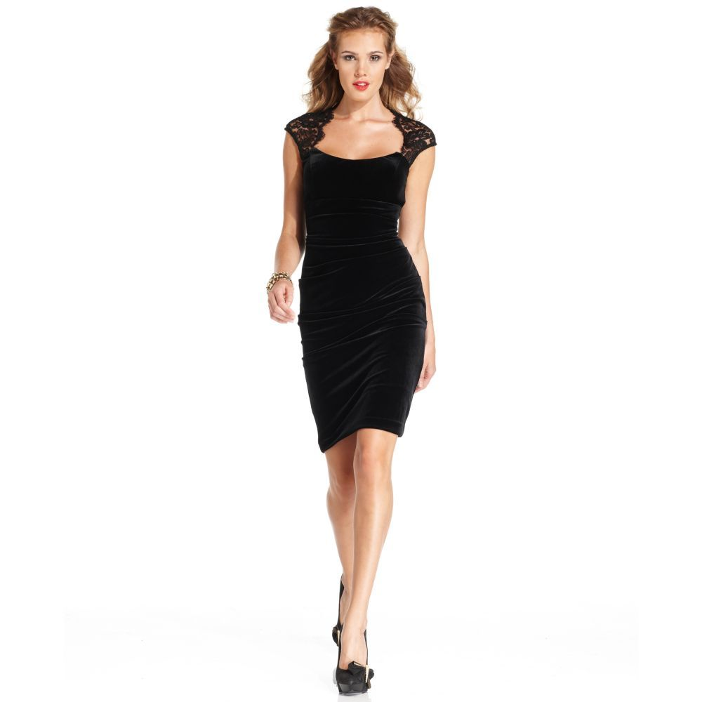 Xscape cocktail dress js color dress pinterest dresses