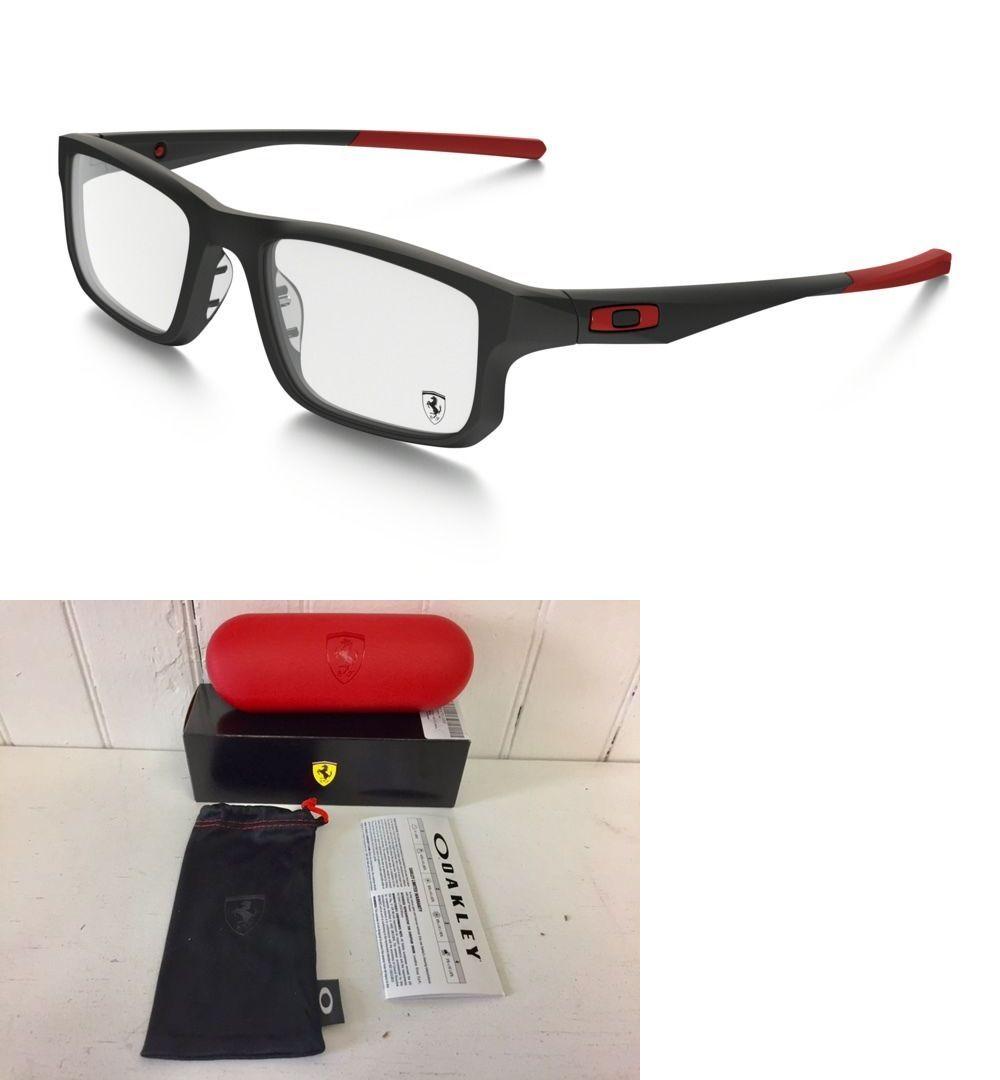 Fashion Eyewear Clear Glasses 179240: Oakley Ox8049-0755 Voltage ...
